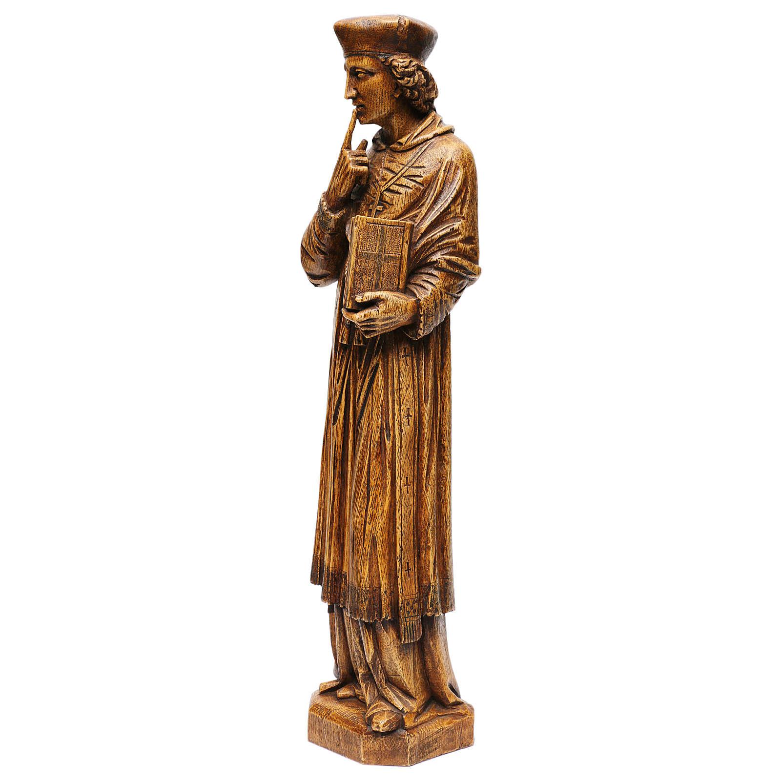 San Ivón (Yves) 63cm de piedra Bethléem 4