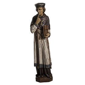 St. Yves (Ivo) pietra finitura legno 63 cm s1