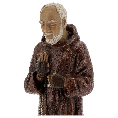 Ojciec Pio 37.5 cm kamień Klasztor Bethleem 2