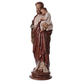 St Joseph with Child 61 cm, Bethléem nuns s3
