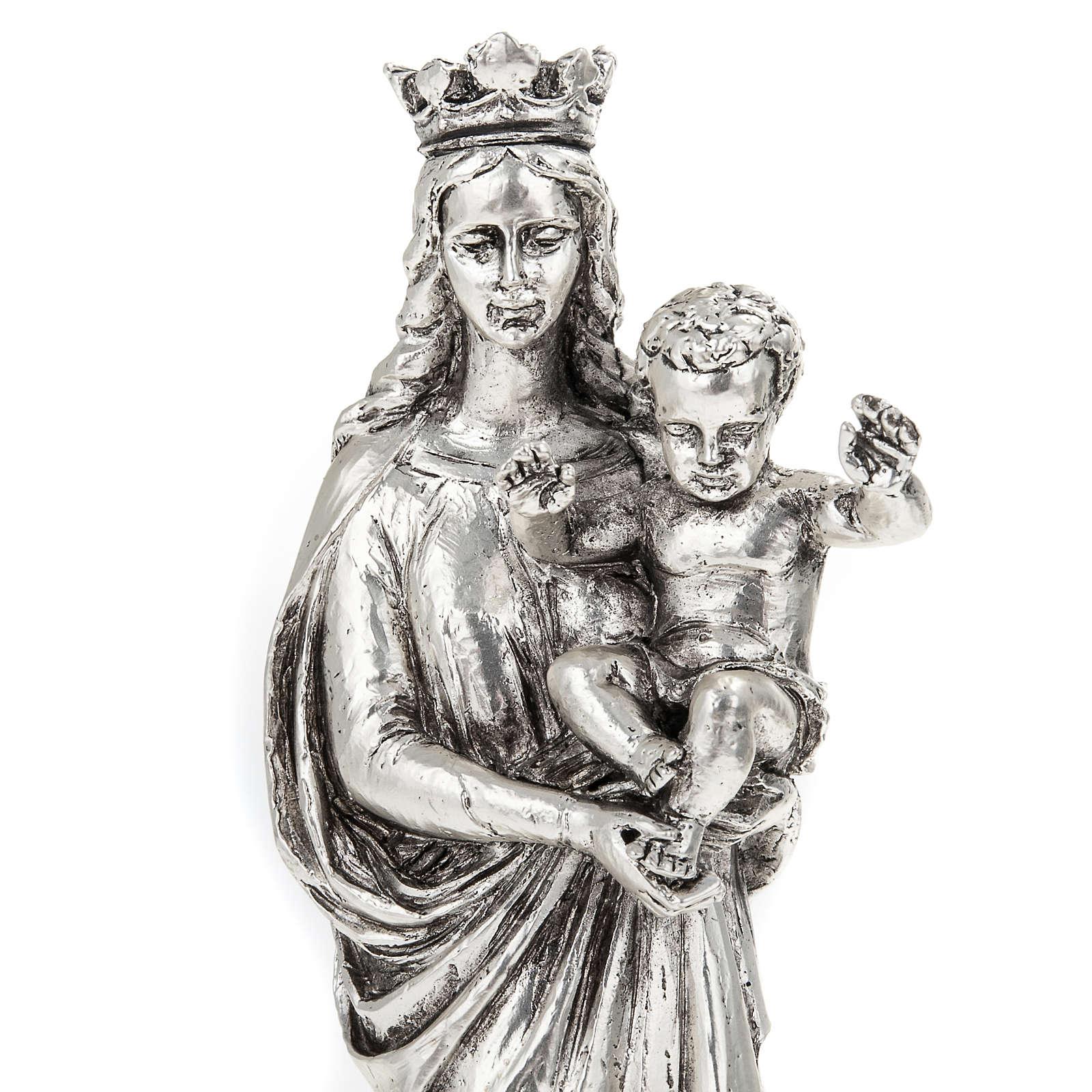 Notre Dame de la Garde en color metal 16cm 4