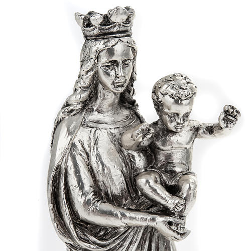 Notre Dame de la Garde en color metal 16cm 5