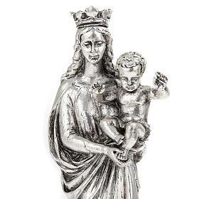 Notre Dame de la garde couleur métal 16 cm