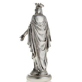 Notre Dame du Liban couleur métal 16 cm s3