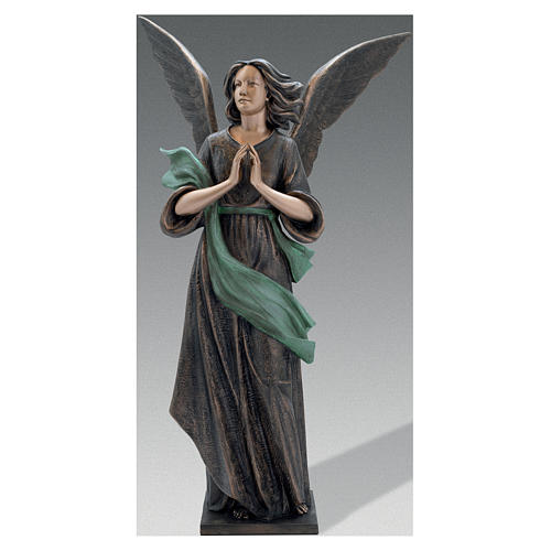 Angel of God Sculpture in Bronze 210 cm for OUTDOORS 1