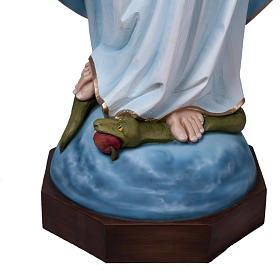 Our Lady of Miracles, fiberglass statue, 160 cm s10