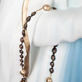 Madonna di Lourdes 160 cm fiberglass s4