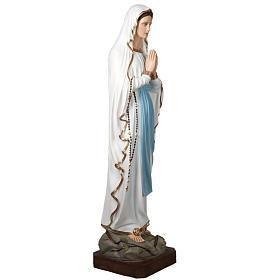 Madonna di Lourdes 160 cm fiberglass s8