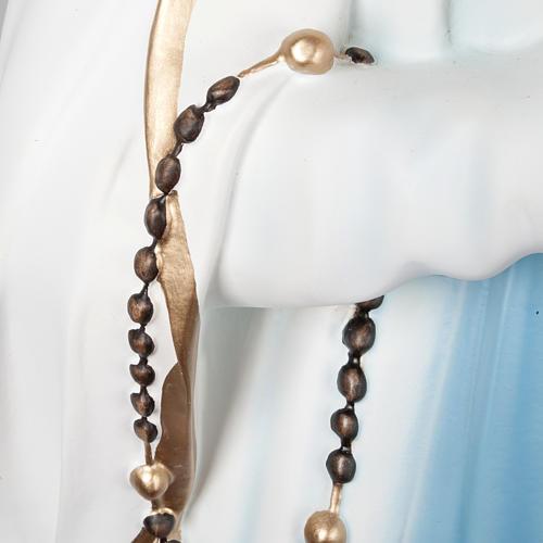 Madonna di Lourdes 160 cm fiberglass 4