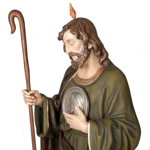San Giuda Taddeo 160 cm vetroresina 4