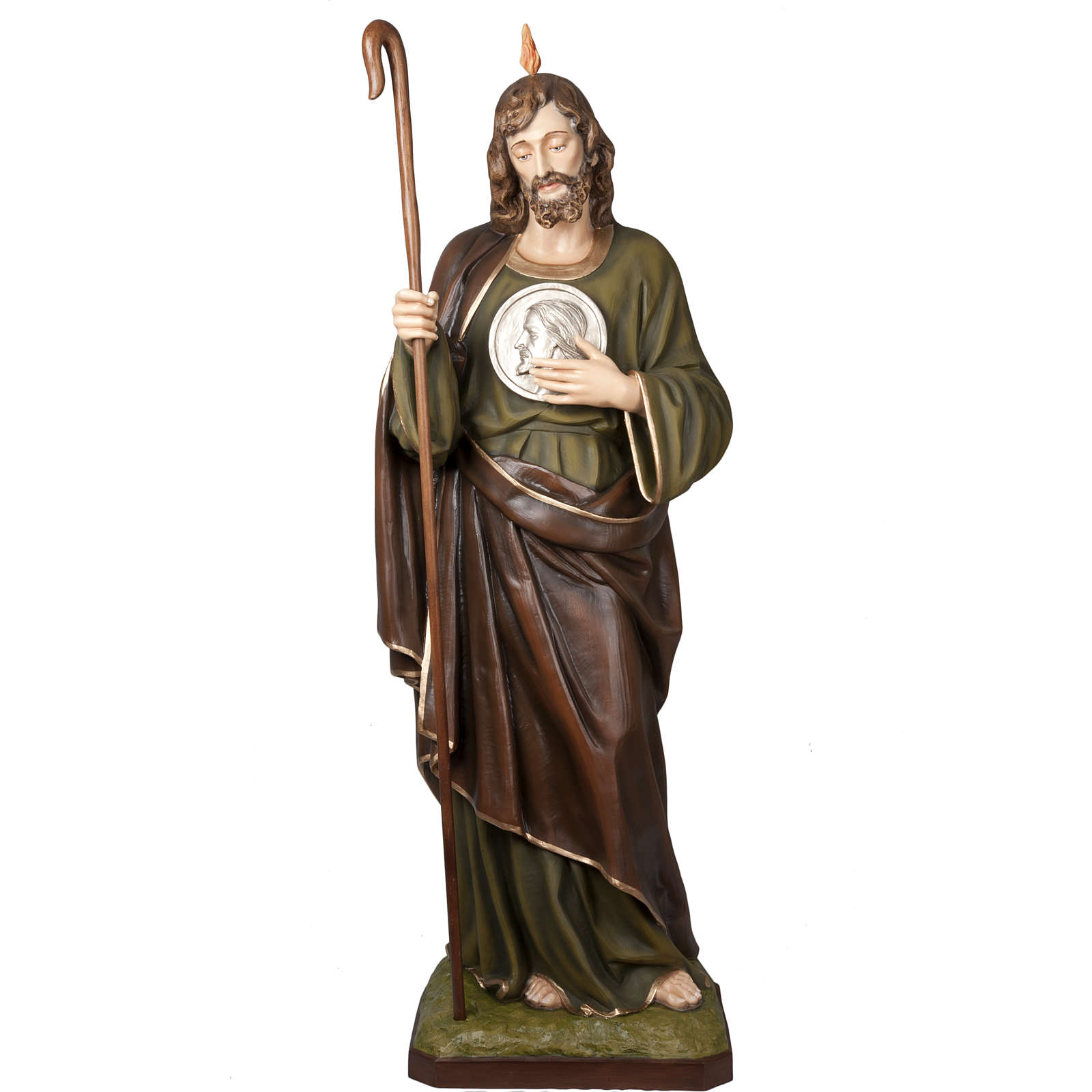saint judas tadeo fiberglass statue 160 cm online sales on
