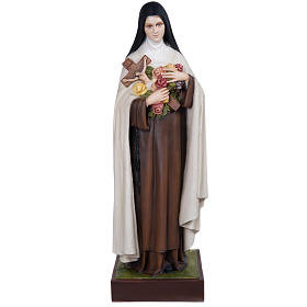 Saint Teresa of Lisieux,  fiberglass statue, 100 cm s1