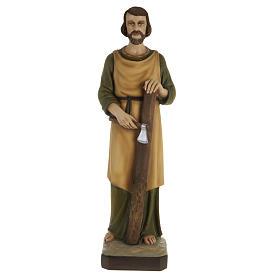 Saint Joseph the Carpenter,  fiberglass statue, 80 cm s1