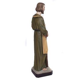 Saint Joseph the Carpenter,  fiberglass statue, 80 cm s16