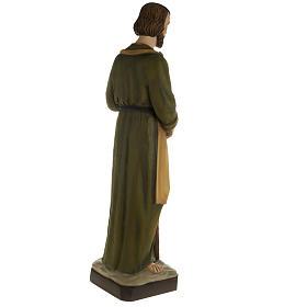 Saint Joseph the Carpenter,  fiberglass statue, 80 cm s20