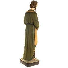 Saint Joseph the Carpenter,  fiberglass statue, 80 cm s19