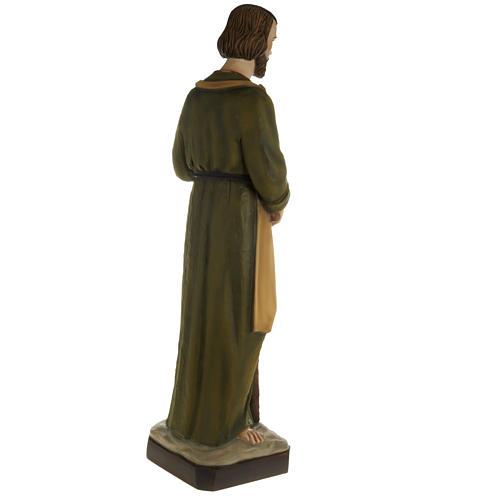 Saint Joseph the Carpenter,  fiberglass statue, 80 cm 20