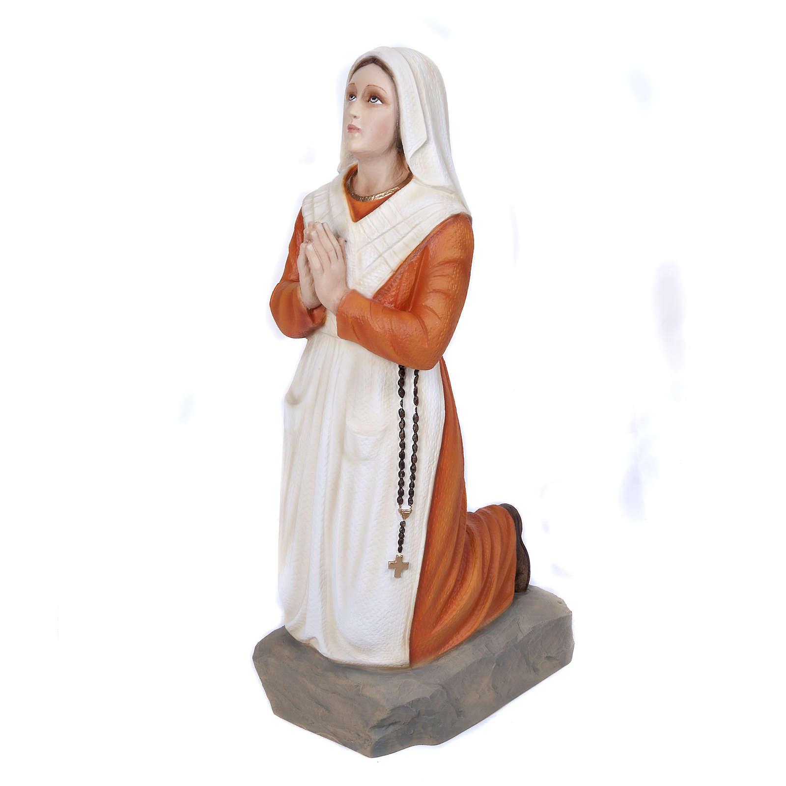 S. Bernadette 50 cm Vetroresina 4