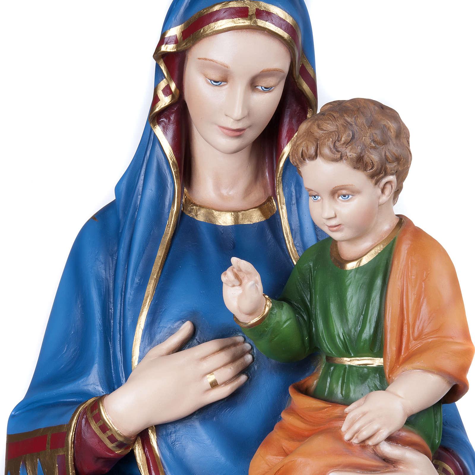 Madonna Pocieszenia 130 cm fiberglass 4