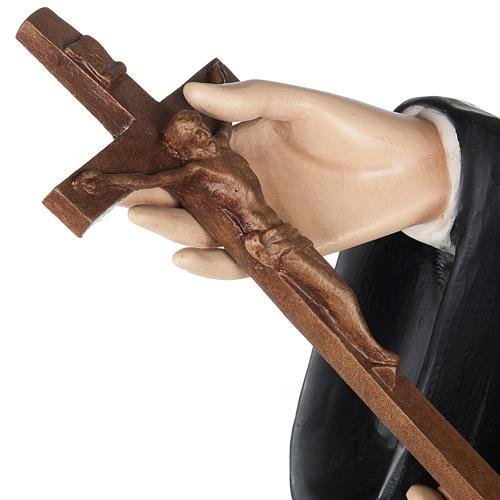 Saint Rita of Cascia,  fiberglass statue, 100 cm 7