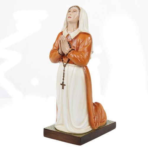 Santa Bernadette 35 cm fiberglass 1