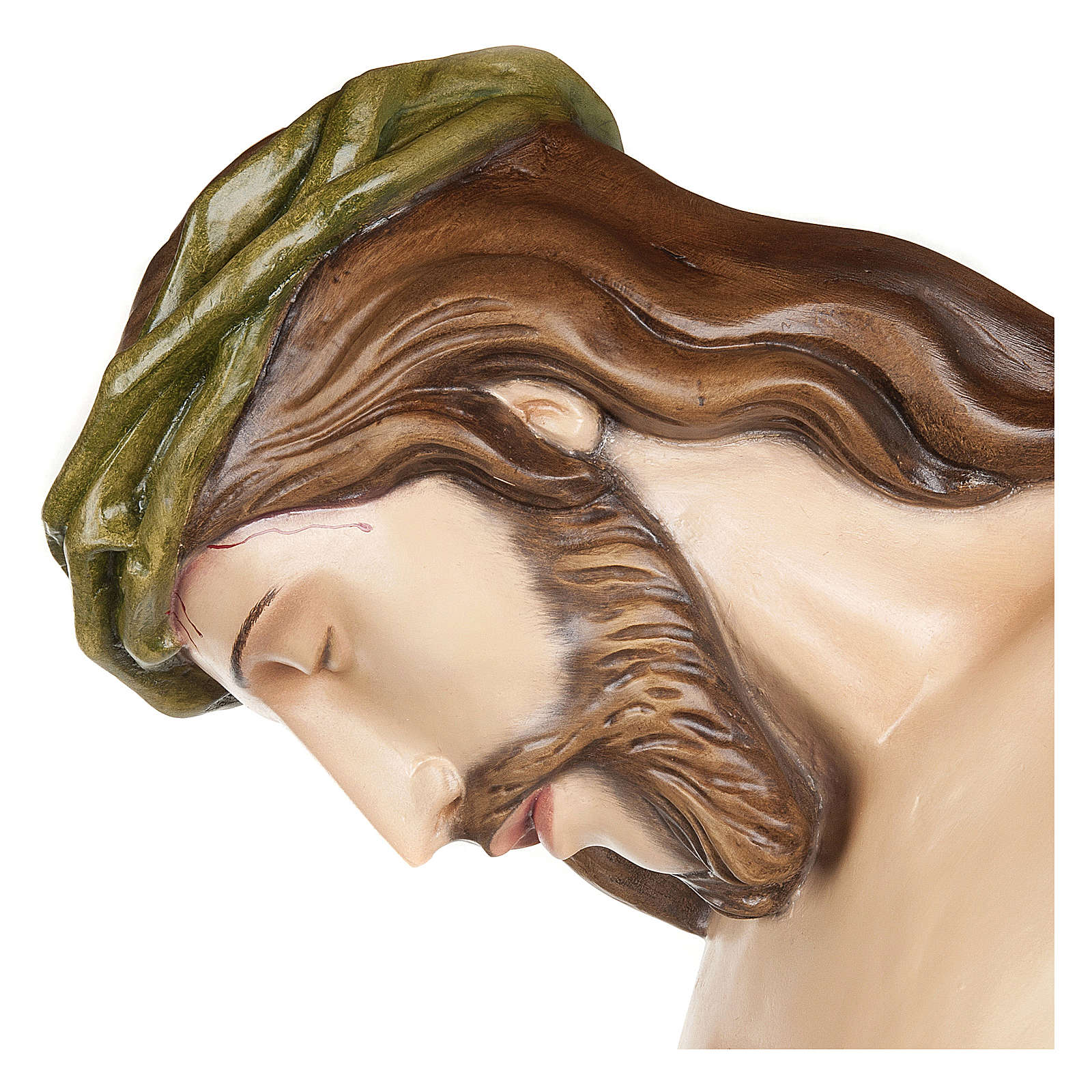 Corpus Christi, fiberglass statue, 150 cm 4