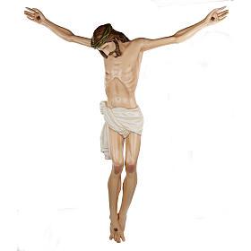 Corpo di Cristo fiberglass 150 cm s1