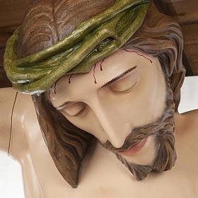 Corpo di Cristo fiberglass 150 cm s2