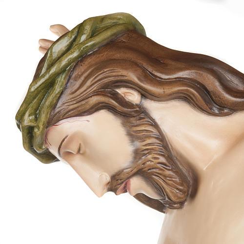Corpo di Cristo fiberglass 150 cm 8