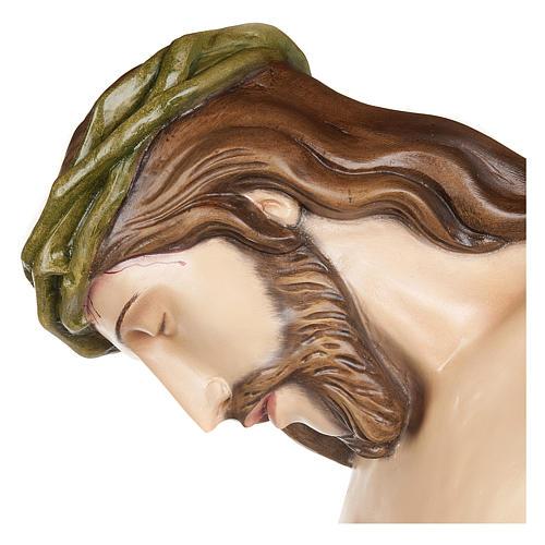 Corpo di Cristo fiberglass 150 cm 5