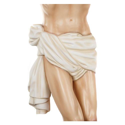 Corpo di Cristo fiberglass 150 cm 7