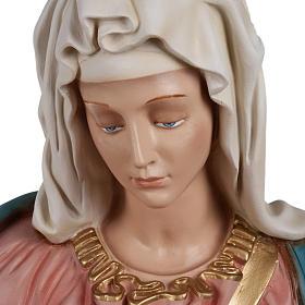 Pietà di Michelangelo fiberglass 100 cm s3