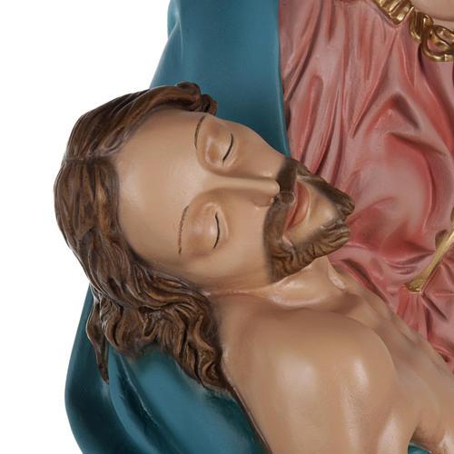 Pietà di Michelangelo fiberglass 100 cm 10