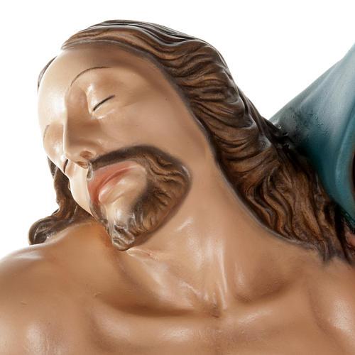 Pietà di Michelangelo fiberglass 100 cm 15