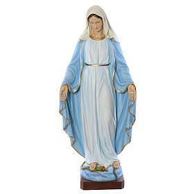 Vierge Immaculée 130 cm statue fibre de verre s1