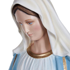 our Lady Immaculate, fiberglass statue, 130 cm s11