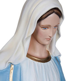 our Lady Immaculate, fiberglass statue, 130 cm s13
