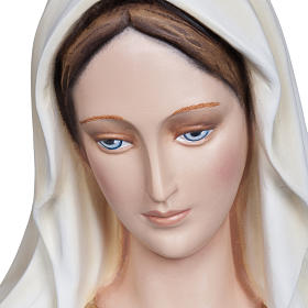 our Lady Immaculate, fiberglass statue, 130 cm s16