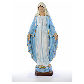 our Lady Immaculate, fiberglass statue, 130 cm s18