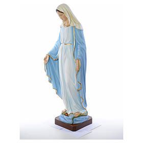 our Lady Immaculate, fiberglass statue, 130 cm s19