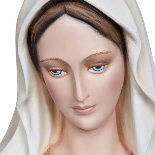our Lady Immaculate, fiberglass statue, 130 cm 16