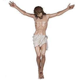 Corps du Christ 160 cm fibre de verre s1