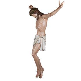 Corps du Christ 160 cm fibre de verre s8