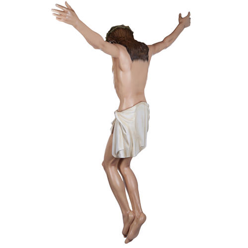 Corps du Christ 160 cm fibre de verre 10
