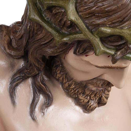 Corps du Christ 160 cm fibre de verre 13