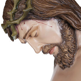 Corpo di Cristo vetroresina 160 cm s9