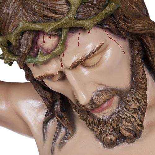 Corpo di Cristo vetroresina 160 cm 2