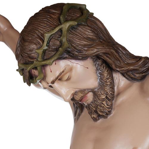 Corpo di Cristo vetroresina 160 cm 5