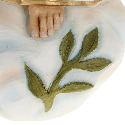 Imagem Nossa Senhora Fátima fibra de vidro 60 cm 7