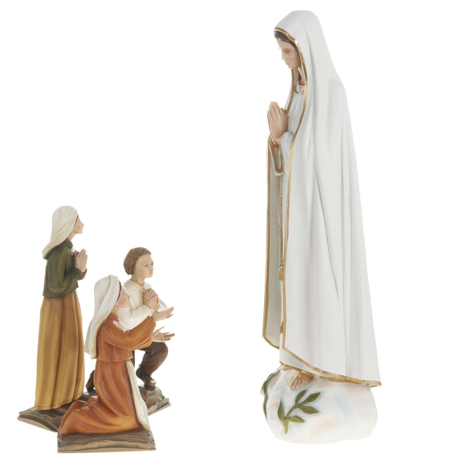 Our Lady of fatima,  fiberglass statue, 60 cm 4